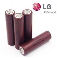 LG HG2 18650 Battery - 3000mAh - 20A