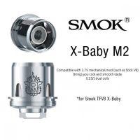 Heating Head X-Baby M2 for Smok TFV8 X-BABY Tank - 0,25 ohm