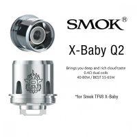 Heating Head X-Baby Q2 for Smok TFV8 X-BabyTank - 0,4 ohm