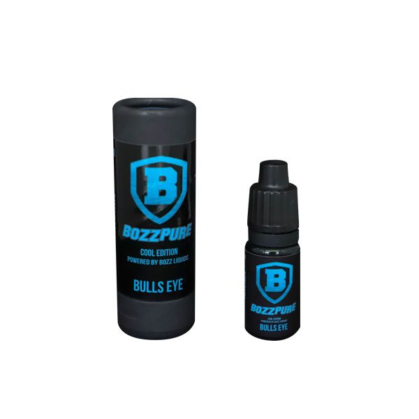 Bulls Eye - aroma BOZZ Cool edition