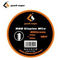 Geekvape N80 Clapton Wire (24GA+36GA), 3m