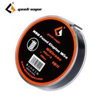 Geekvape N80 Fused Clapton wire (26GA*3 + 36GA), 3m