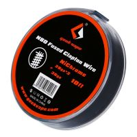 Geekvape N80 Fused Clapton wire (28GAx3+36GA), 3m