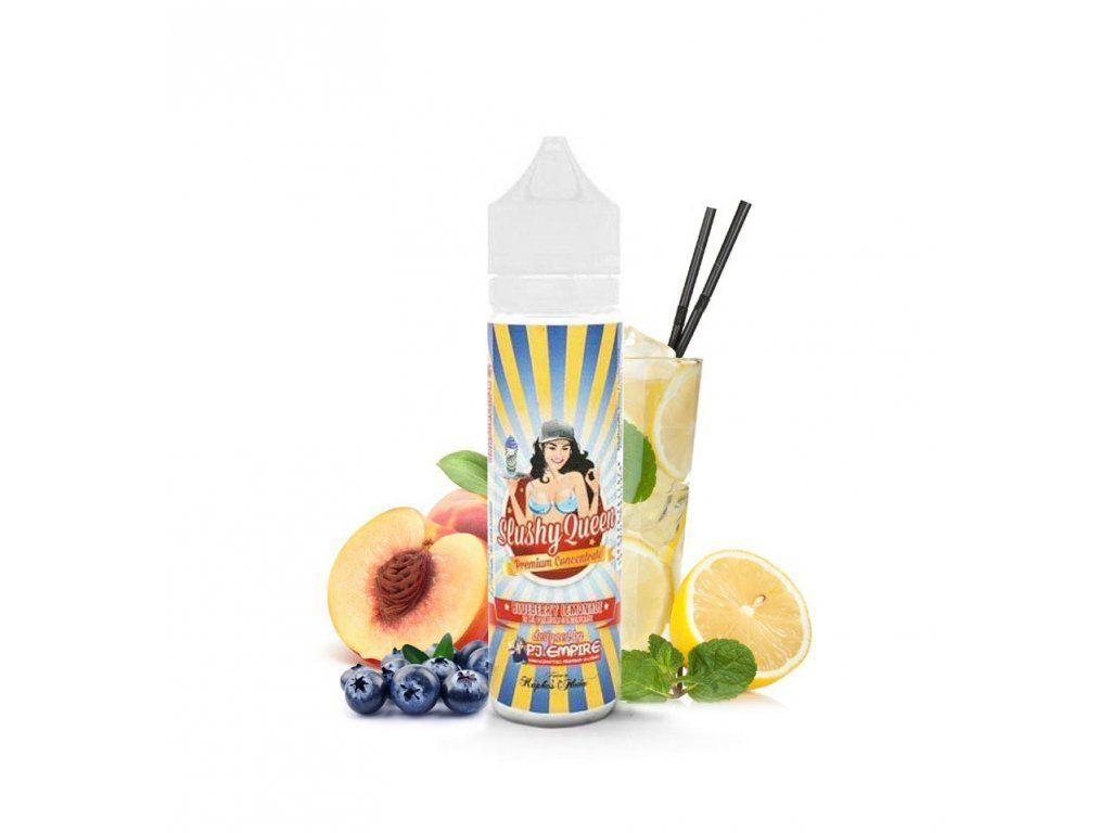 Blueberry Lemonade - PJ Empire - shake&vape Slushy Queen 12 ml
