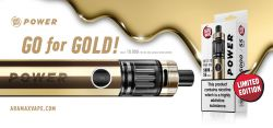 Aramax POWER Kit 5000 mAh - Gold Edition