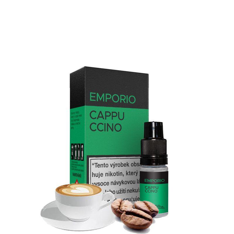 CAPPUCCINO - e-liquid EMPORIO 10 ml