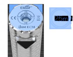 Eleaf iJust ECM Kit 3000mAh iSmoka - Eleaf