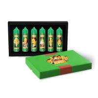 GENIUS gift pakage 6x20ml  - aroma Pro Vape Genius shake & vape