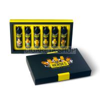 Heroes gift package 6x20ml  - aróma Pro Vape Heroes shake & vape