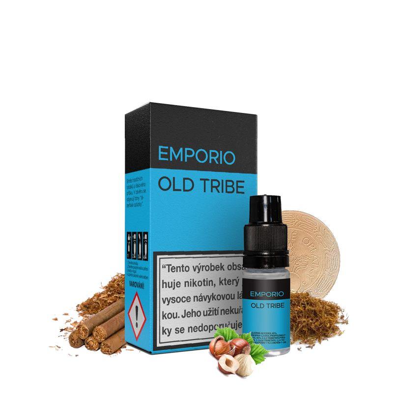 OLD TRIBE - e-liquid EMPORIO 10 ml