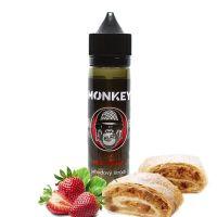 RED MUFF / Strawberry Strudel - Monkey shake&vape