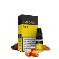 RY4 - e-liquid EMPORIO 10 ml | 0 mg, 3 mg, 6 mg, 12 mg, 18 mg