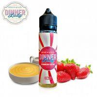 STRAWBERRY CUSTARD - shake&vape Dinner Lady 20 ml