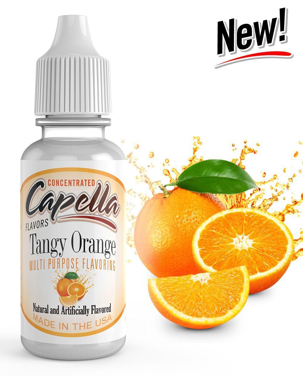 Tangy Orange - Aroma Capella