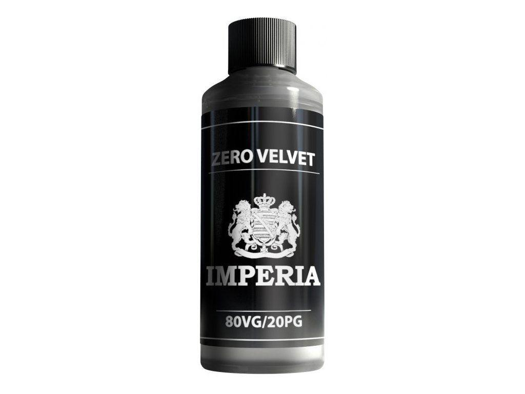 Universal basis IMPERIA ZERO VELVET (80VG/20PG) - 100ml