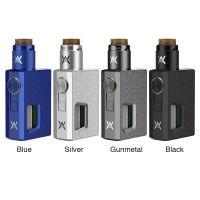 GeekVape Athena Squonk Kit with BF RDA | Silver, Blue