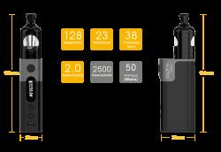 Aspire Zelos 50W + Nautilus 2 Kit