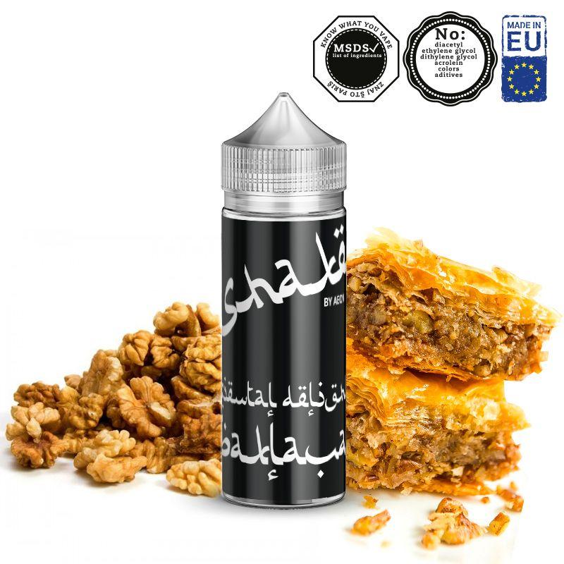 BAKLAVA - shake&vape AEON 24ml
