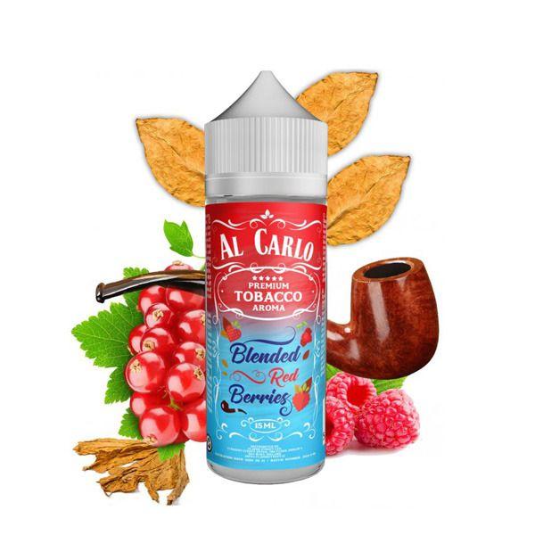 BLENDED RED BERRIES - shake&vape AL CARLO 15 ml