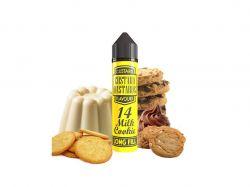 Custard Bastards No.14 MILK COOKIE- shake&vape Flavormonks 12 ml