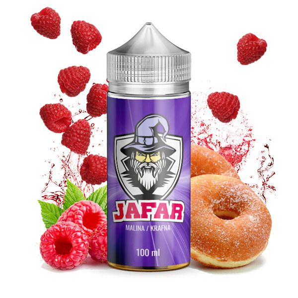 JAFAR / Donut with raspberry icing - KTS WIZARDLAB shake&vape 20ml