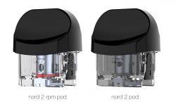 SMOK Nord 2 POD Kit - 40W, 1500 mAh, 4,5ml Smoktech