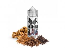 TOBACCO WITH NUTS - shake&vape INFAMOUS 20ml