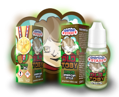 OLD TOBY - FLAVOURTEC American stars 10 ml
