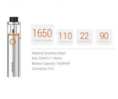 Smoktech Vape Pen 22 e-cigarette 1650mAh