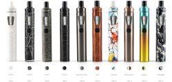 Joyetech eGo AIO electronic cigarette - special colors 1500mAh