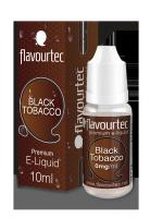 BLACK TOBACCO - e-liquid FLAVOURTEC 10ml