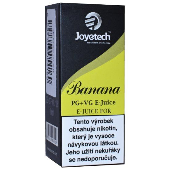 Banana - Joyetech PG/VG 10ml