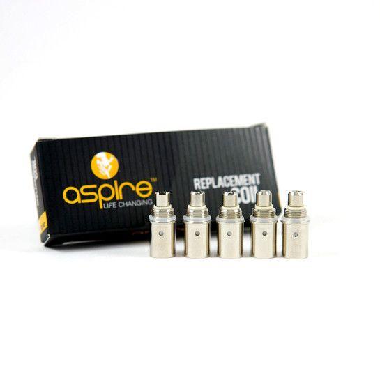 Aspire BDC Dual Coil - heating head
