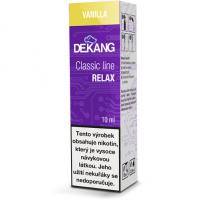 Vanilla - Dekang Classic Line 10 ml