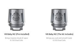 Heating Head SMOK V8 Baby M2 for Stick V8 | 0,15 ohm, 0,25 ohm