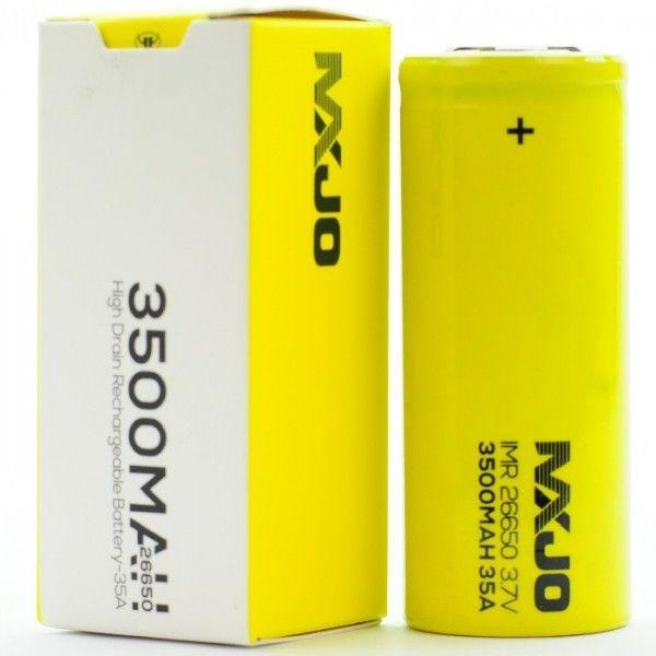 Battery MXJO 26650 3500mAh - 35A
