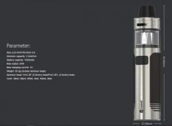 Joyetech CuAIO D22 - Starter Kit 1500mAh