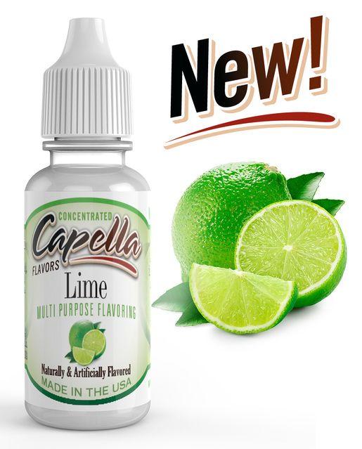Lime - Flavors Capella 13ml