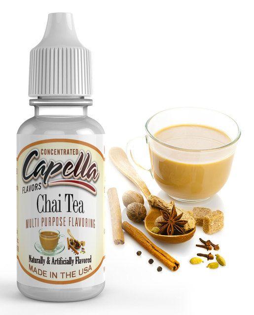 Chai Tea - Flavors Capella 13ml