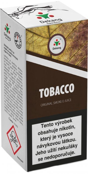 Tobacco - DEKANG Classic 10 ml