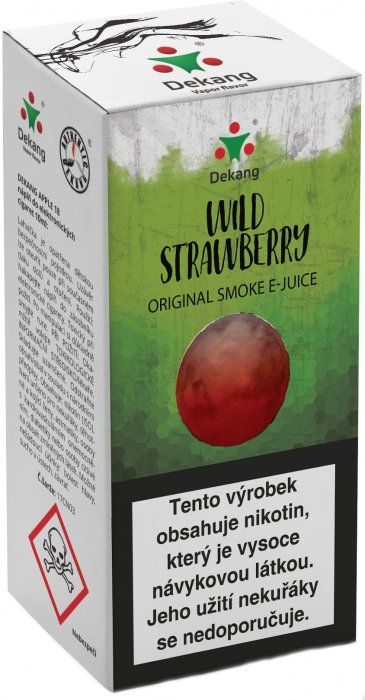 Wild Strawberry - DEKANG Classic 10 ml