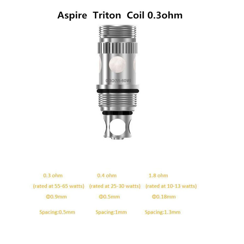 Heating Head for Aspire Triton BVC
